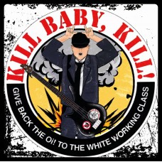 "Kill Baby Kill -Tribute to Dieter - White Vinyl  12"" EP  With  CD"